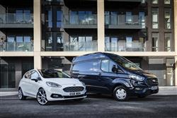 Ford Sales Leads the Field