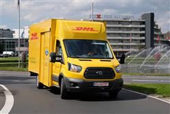 Ford's E-Van