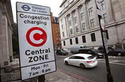 Foreign Diplomats Visiting London Avoid Congestion Charges