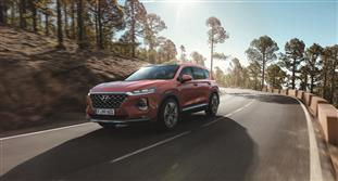 Fourth-Generation Santa Fe Launched