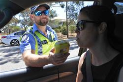 GETTING TOUGH ON DRINK DRIVERS