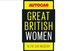 Great Women in the British Car Industry