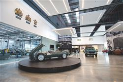 Jaguar Land Rover Classic Wins at 2017 Octane Awards