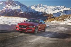 Jaguar XE is Safest Large Family Car