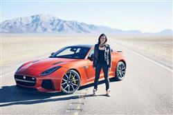 201mph Reached In Jaguar F-Type SVR