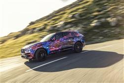 Jaguar F-PACE To Raise The Standard