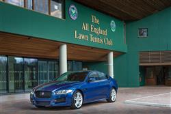 Jaguar Launches Feel Good Wimbledon Campaign