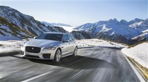 Jaguar launches all-wheel drive XF
