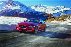 Jaguar XE Gains All-Wheel Drive