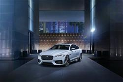 Jaguar XF Crowned BBC Top Gear Saloon Car Of The Year