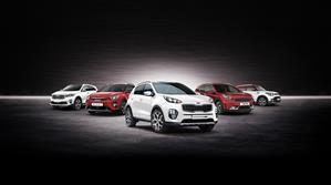 Kia Motors (UK) SUV Event