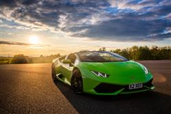 Lamborghini Huracan Spyder Up for Hire