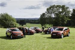 Jaguar Land Rover Success