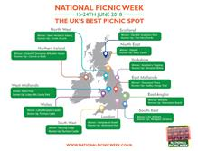 Local Places to Visit for National Picnic Week