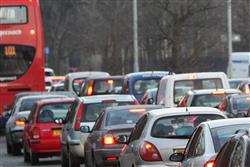 LONDONS THE SLOWEST CITY TO TRAVEL TO BY CAR