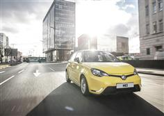 MG Motor UK Sales Continue to Increase