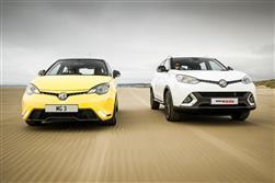 MG Motor UK and the Car Dealer Power Survey