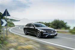 New Engines Expand E-Class Estate And GLC Coupe Range