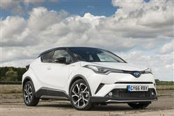Parkers.co.uk New Car of the Year 2018