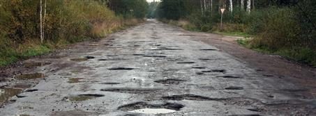 Pothole Report