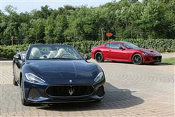 Restyled MY18 GranTurismo and GranCabrio Now Available in the UK