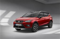 The New SEAT Arona is Launched