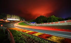 Audi at the Spa 24 Hours
