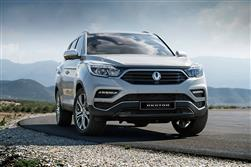 New SsangYong Dealerships