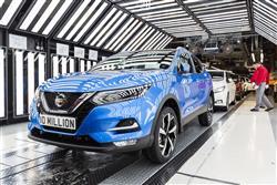 Ten Millionth Nissan Vehicle Built in Sunderland