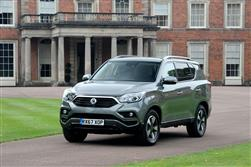 The All-New Ssangyong Rexton Arrives
