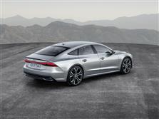 The Audi A7 Sportback