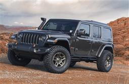 The Jeep and Mopar Create Seven New Concept Vehicles