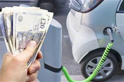 THE UK IS A PRICEY PLACE TO CHARGE YOUR EV