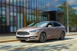 Updates to the Ford Mondeo Range
