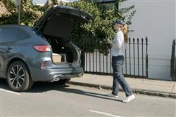 USE YOUR FORD FOR PARCEL DROP-OFF