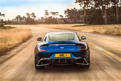 Aston Martin's Vanquish S Launched