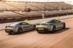Aston Martin's AMR Model Begins Production