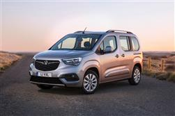 Vauxhall's Versatile Combo Life