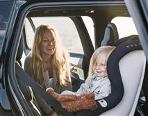 VOLVO HIGHLIGHTS KEY ISSUES WITH CHILD SAFETY