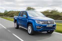 Volkswagen Amarok Awarded Prize