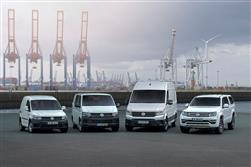 Volkswagen Commercial Vehicles Sales Increases