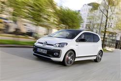 Volkswagen up! GTI wins Top Gear Award