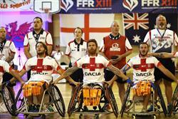 Dacia Partners Wheelchair Rugby League