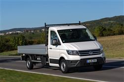 Wider Range of Volkswagen Crafter Available
