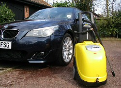 car care pressure washer
