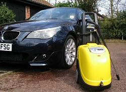 car care pressure washer