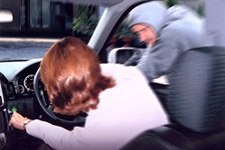 car-jacking - beating the car-jackers