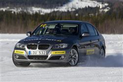 tyre test - winter tyres & dunlop