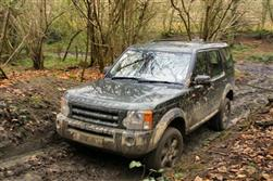 land rover experience  eastnor castle