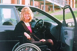 motability - a very moving experience
